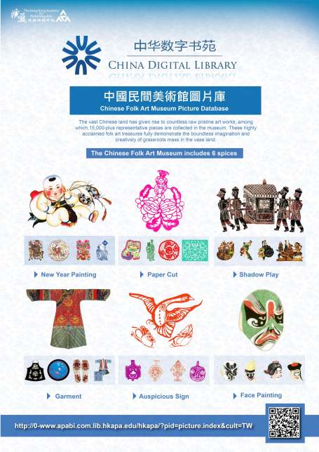 Chinese Folk Art Museum Picture Database_Poster